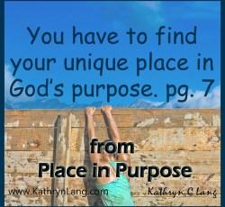 your unique place pg 7