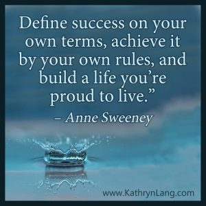 Quote of the Day - Define Success