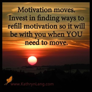 Quote of the Day - Motivation Moves