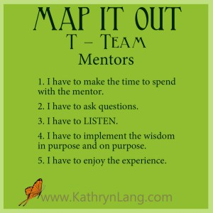 MAP IT OUT - Team - Mentors