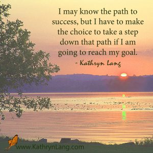 Quote of the Day - take a step