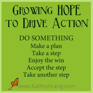 Growing HOPE Podcast - Do Something