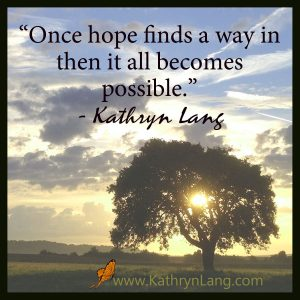 Quote of the Day - Grow HOPE