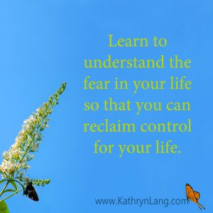 #Quoteoftheday with #GrowingHOPE - Facing Fear