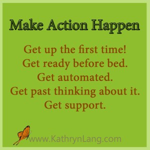 Make Action Happen with Kathryn Lang