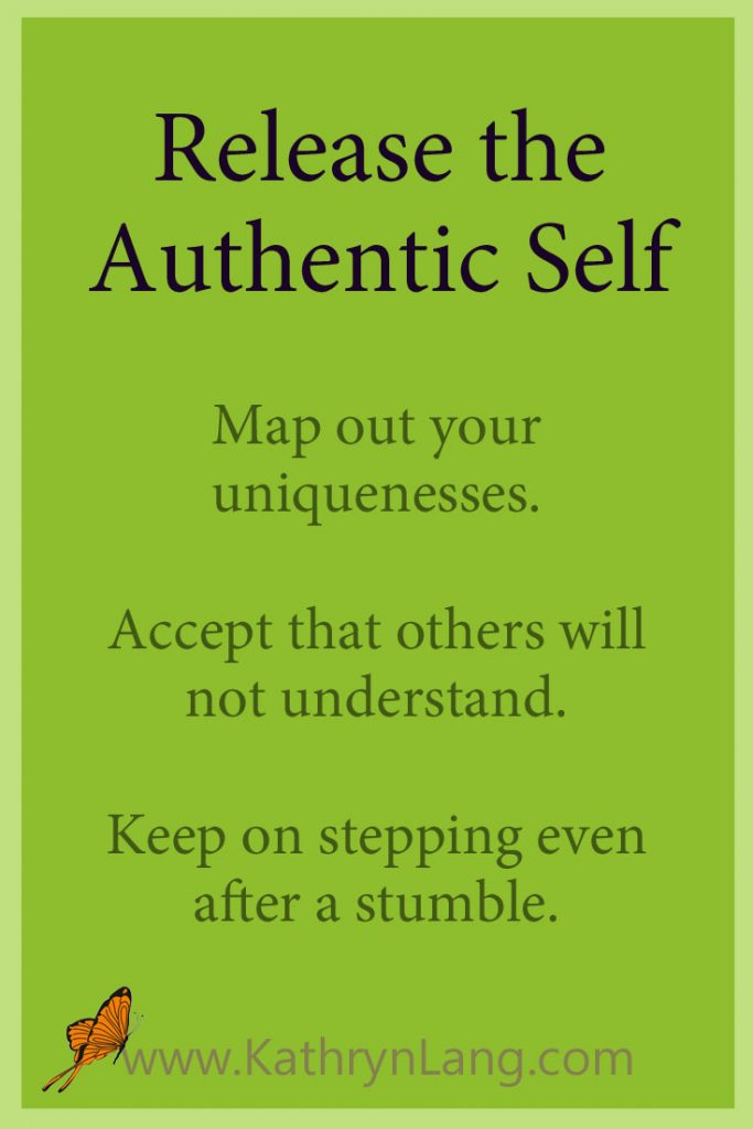 pinterest authentic self