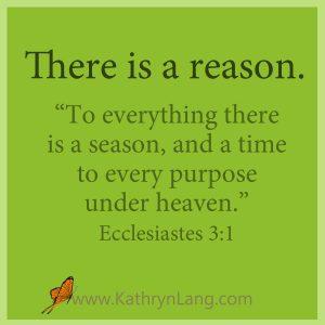 Ecclesiastes reason for the season
