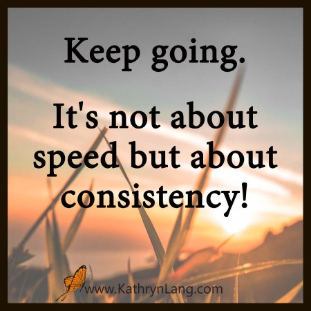 Consistently consistent