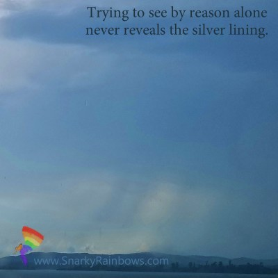 quote of the day - silver lining