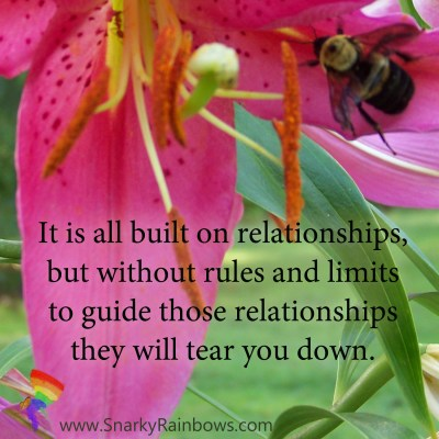 Quote of the Day - manage relationships