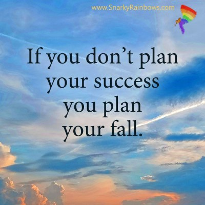 #QuoteoftheDay - Plan Your Success