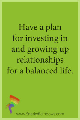 Growing HOPE daily - quote make a plan for relationships
