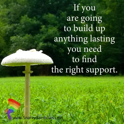 #Quoteoftheday - finding support