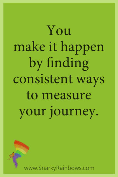 Growing HOPE Daily - Quote - consistent ways to measure