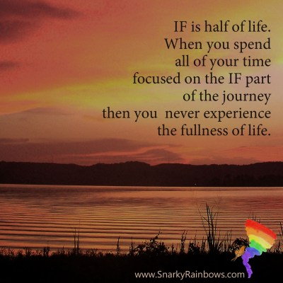 #quoteoftheday November 11 if is half of life