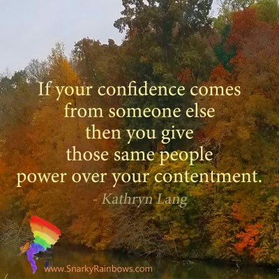 #QuoteoftheDay - power of contentment