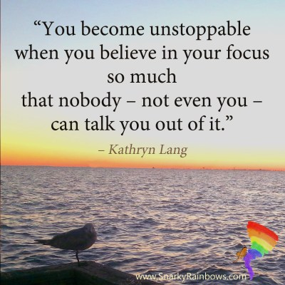 #QuoteoftheDay November 18, 2019 - Become Unstoppable