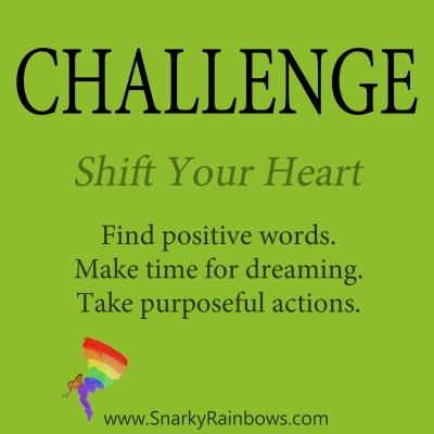 Daily Challenge - shift the heart