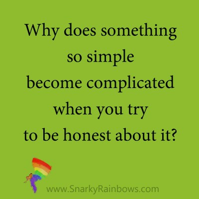 quote - simple and complicated