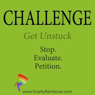 Daily challenge - get unstuck