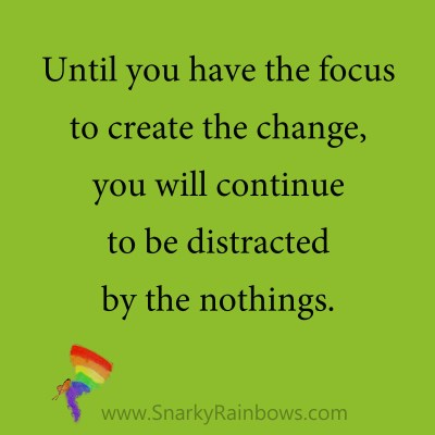 Quote - create the change