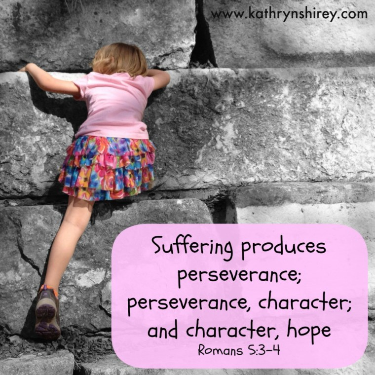 Perseverance Hope Holy Spirit