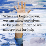 Your Choice: Drown or Cry Out For Help