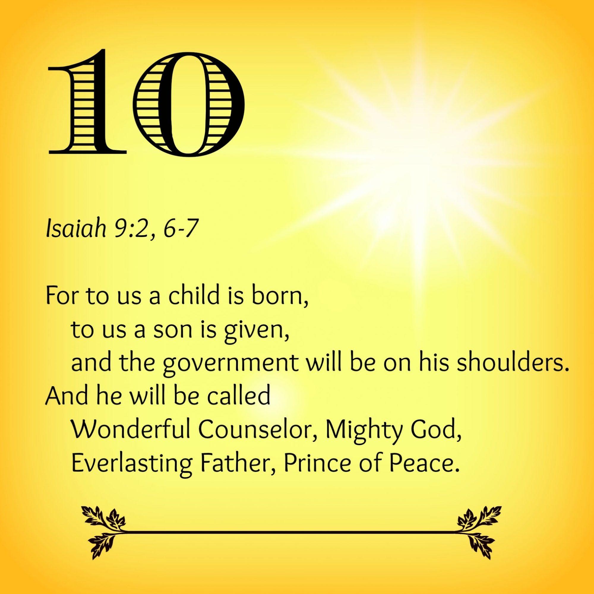 10-Isaiah9