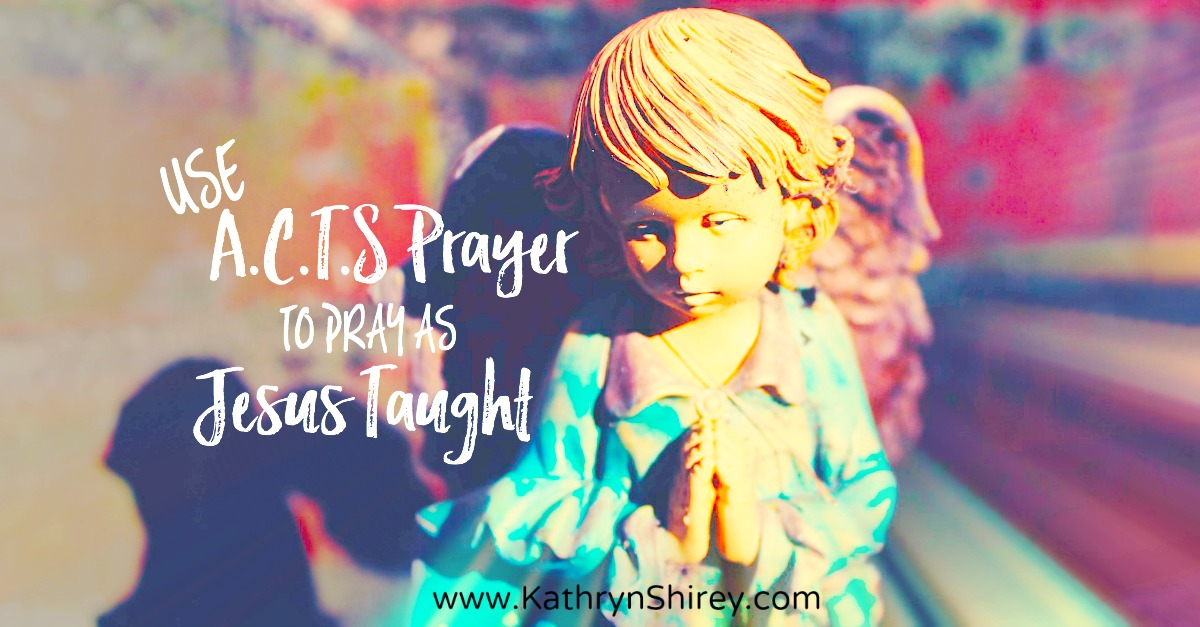 ACTS Prayer FB
