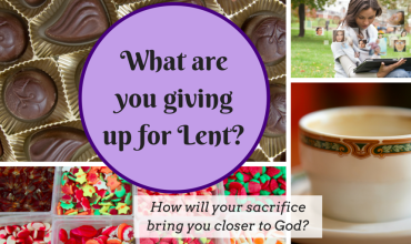 What Are You Giving Up For Lent?