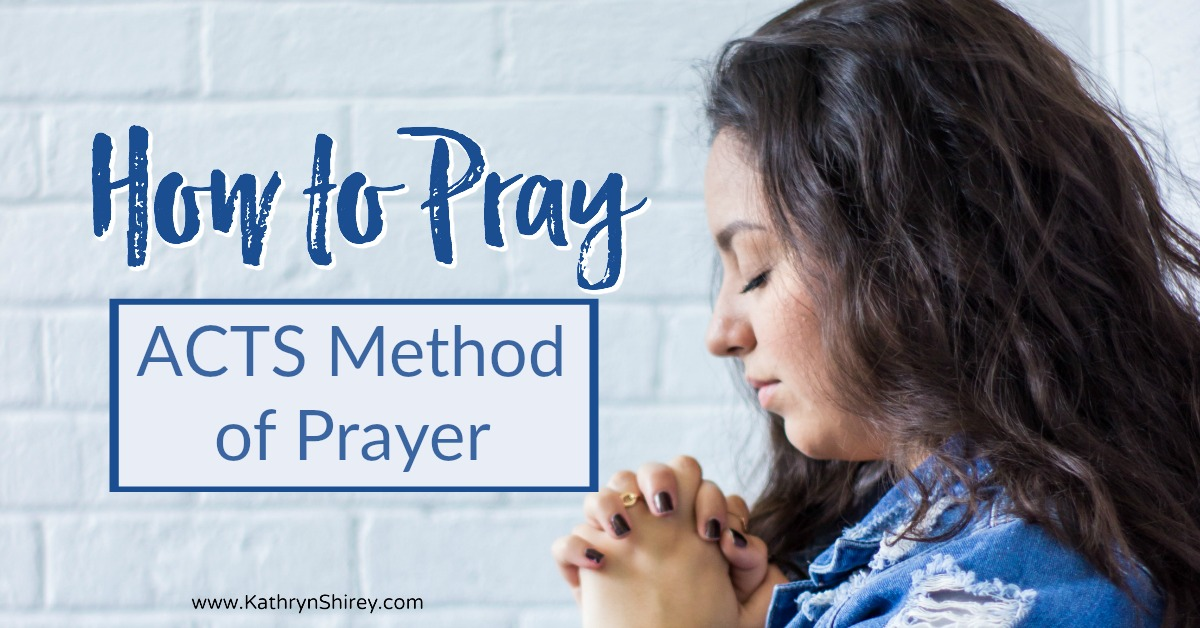 image about Acts Prayer Printable identified as How in the direction of Pray with the Functions Prayer Course of action Prayer Alternatives