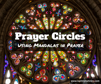 Using Mandala in prayer