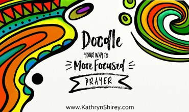 Doodle Your Way to More Focused Prayers