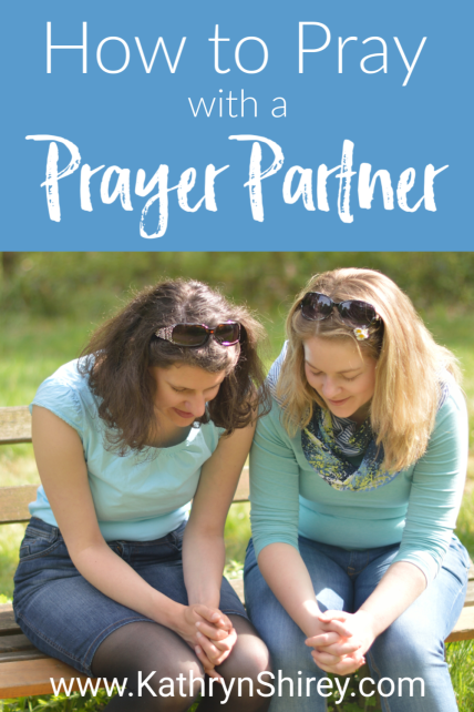 Do you have a prayer partner? Someone to pray over you and someone you pray for? Learn why a prayer partner can be beneficial to you and how to pray with a prayer partner.