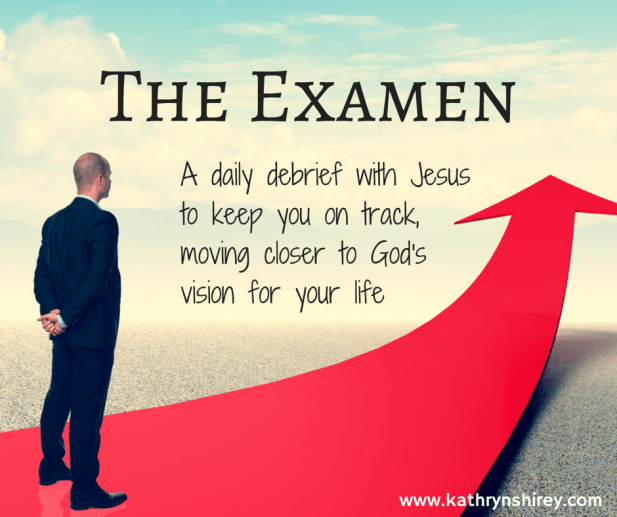 Learn how to use the daily Examen prayer to celebrate the victories, learn from your mistakes and do better next time. Let this prayer be your daily debrief with Jesus. (+ free printable Examen prayer cards)