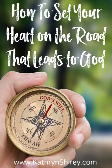 Are you ready to seek God in your life? Pilgrimage is setting our hearts on the road that leads to God. Learn how to set your heart on God's road from Psalm 84.