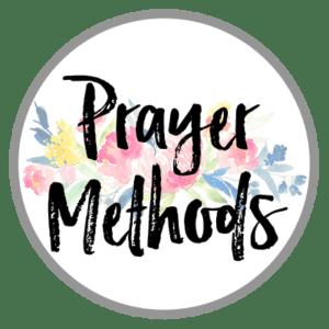 Prayer Methods