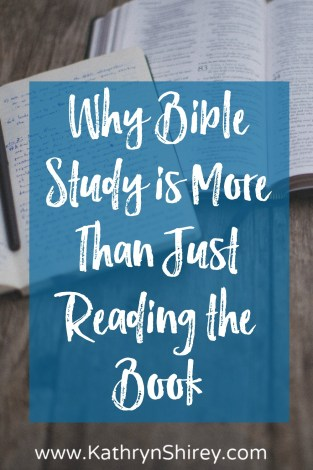 Are you studying the Bible or just reading it? While reading the Bible is great, studying the Bible is essential. Read on for great resources to learn to truly study the Bible and explore the depths of all the Bible has to offer.