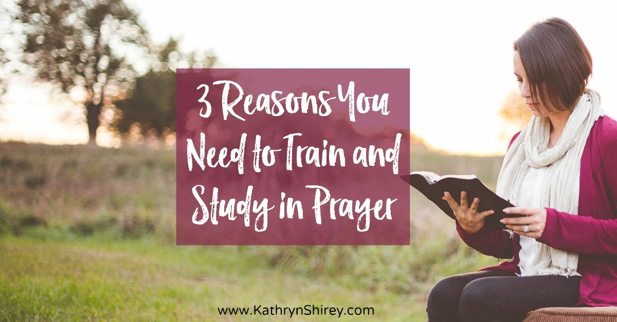 How are you learning to pray? Prayer needs training and practice if you want to fully develop your prayer language and deepen your relationship with God.