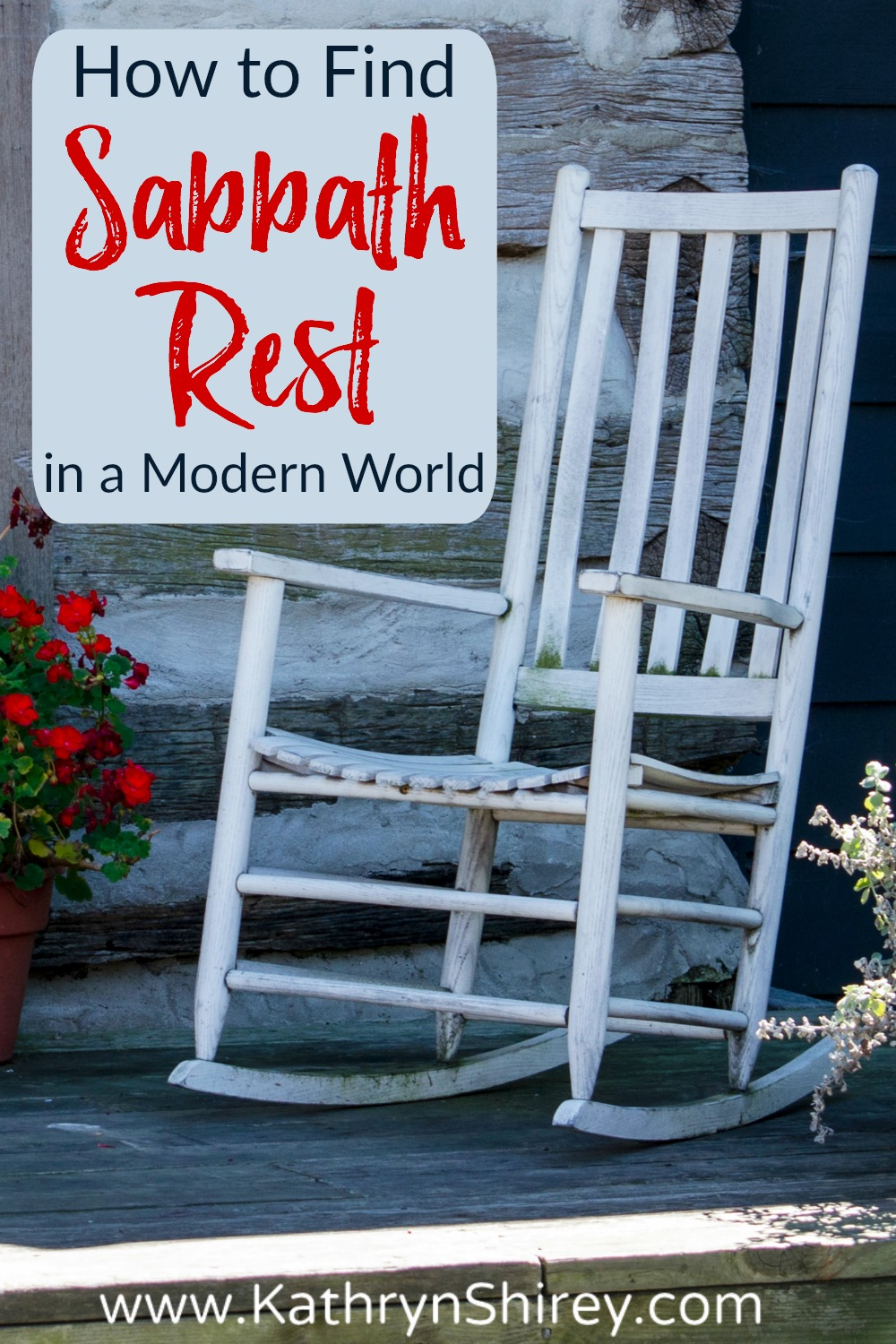 Sabbath rest is still crucial - even in our busy, modern Christian lives. It's a time to rest and be restored by God. Learn how you can find Sabbath rest even in your busy life! #sabbath