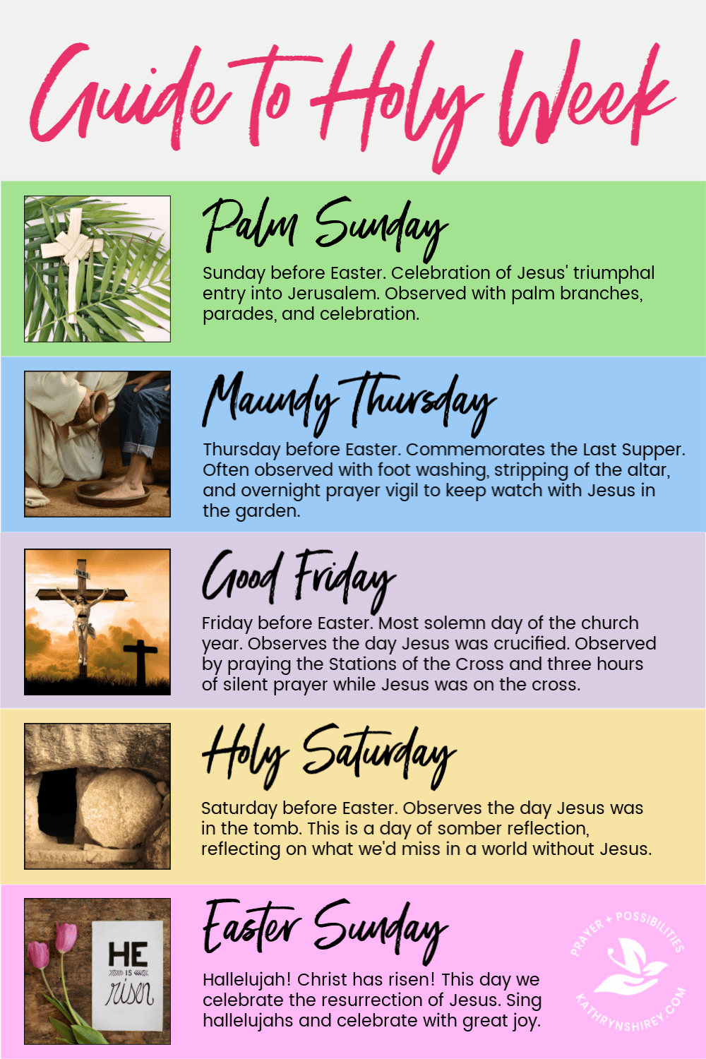 photograph relating to Stations of the Cross Prayers Printable named 10 Holy 7 days Things to do Towards Deliver Easter Excess Content Prayer