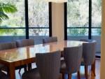 kathryn waltzer design dining room