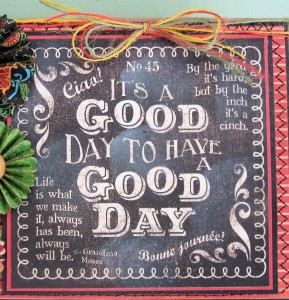 Typography Good Day Card 01 (2)