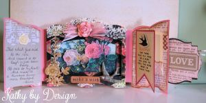Shadow Box Birthday Card 07
