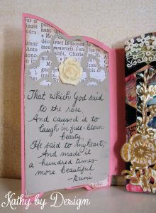 Shadow Box Birthday Card 08