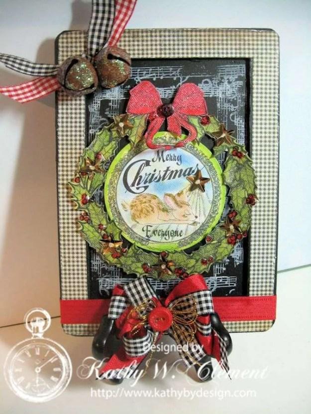 Crafty Secrets Deer Christmas 02