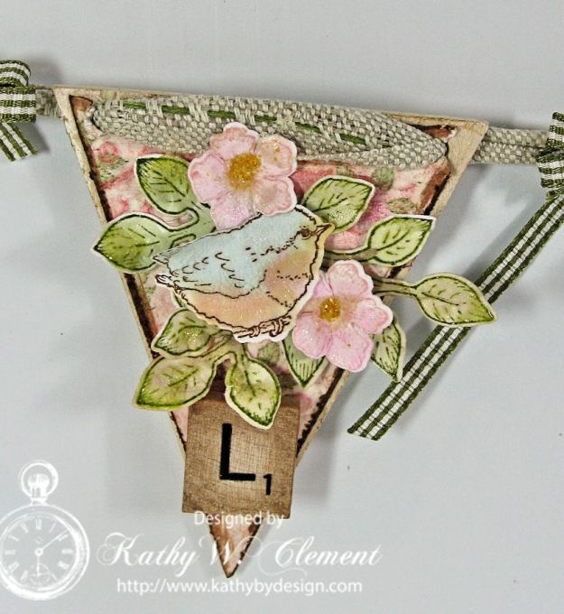 Birds and Blooms Banner 06