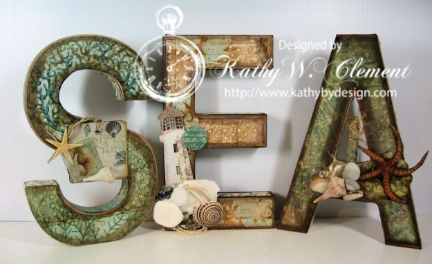 Kathy by Design/Altered Letters
