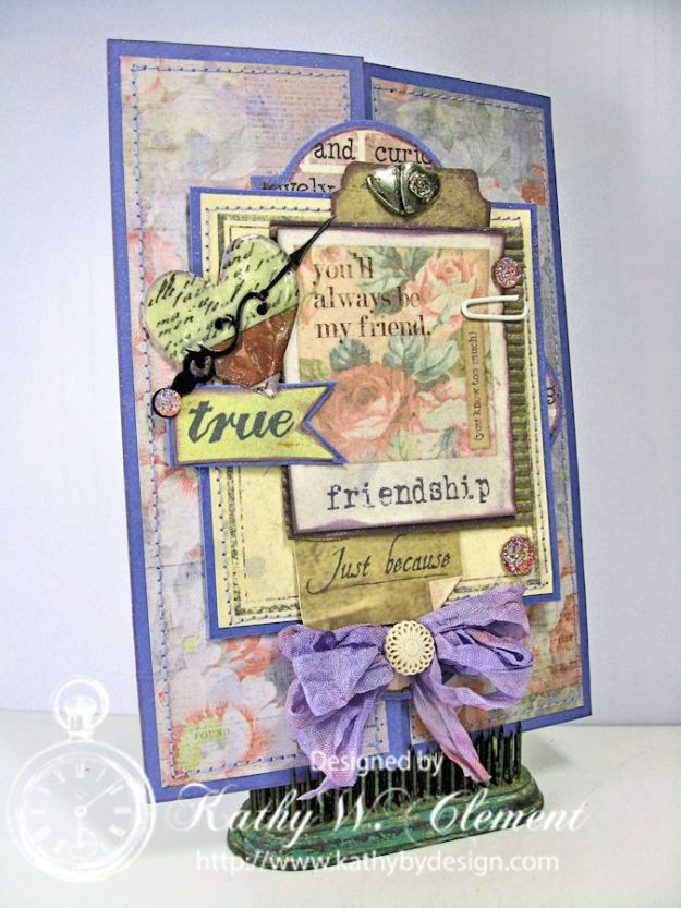 Gypsy Moments Valentine/Kathy by Design