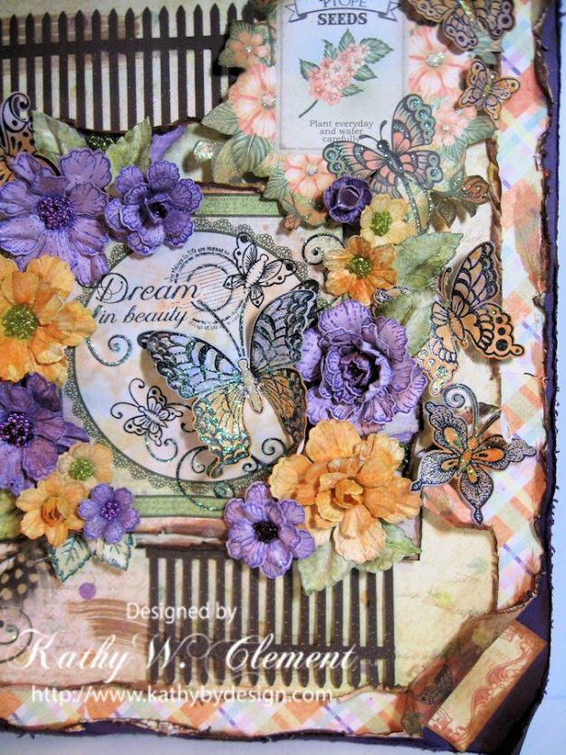 Butterfly Medley Layout 06